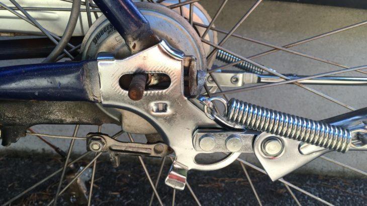 素人でも自分でできる!自転車の両立スタンドの交換・取り付け方編