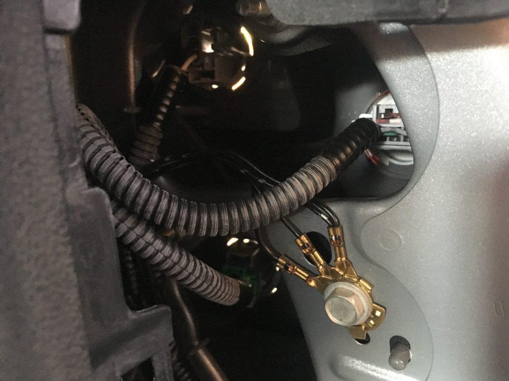 ランプ 消え ない ブレーキ